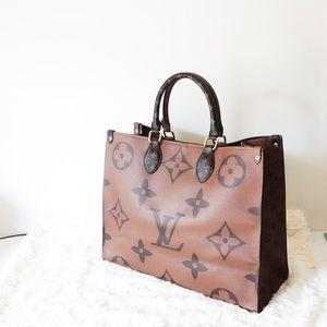 Louis Vuitton onthego 16 x 14 x 7.5